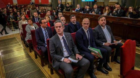 El Supremo da cinco días a los condenados del procés para que se pronuncien sobre el indulto