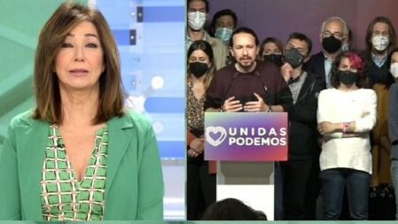 Carlos Herrera y Ana Rosa Quintana despiden a Iglesias: