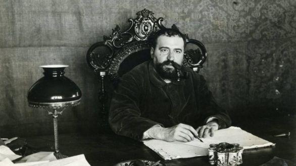 Salen a subasta textos y documentos inéditos de Vicente Blasco Ibáñez