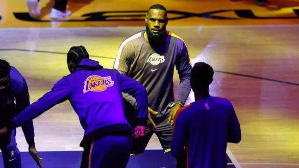 NBA. Terror en los Lakers: LeBron James se vuelve a lesionar y es pesimista