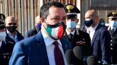Salvini pide a Draghi emular a Ayuso: quiere el 'modelo Madrid' en Italia