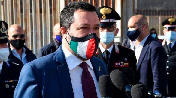 Salvini pide a Draghi emular a Ayuso: quiere el
