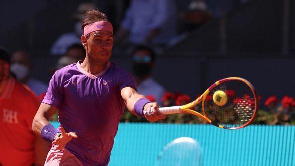 Madrid Open. Nadal, rumbo a cuartos y Badosa cae con honores ante Barty