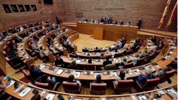 Cuatro diputados de Ciudadanos en Valencia dejan el partido