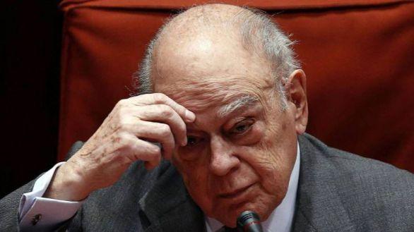 El expresidente de la Generalidad, Jordi Pujol.