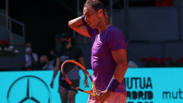 Madrid Open. Nadal no puede con Zverev y se cae de la final por tercer año consecutivo