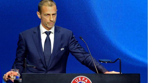 La UEFA perdona con condiciones a los arrepentidos y amenaza al resto