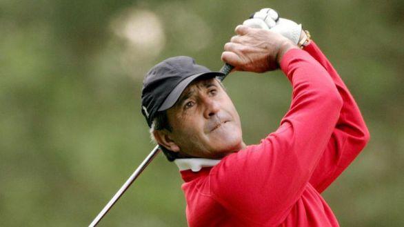 Golf. Severiano Ballesteros salvó la vida, literalmente, a Miguel Ángel Revilla