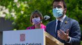 ERC pone a Puigdemont contra las cuerdas: Aragonès se presentará a la investidura sin acuerdo