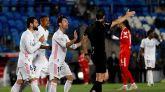 Un colosal lío arbitral frena al Real Madrid en la pelea por LaLiga | 2-2