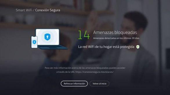 Conexión Segura supera el millón de líneas activas y se integra en Movistar+