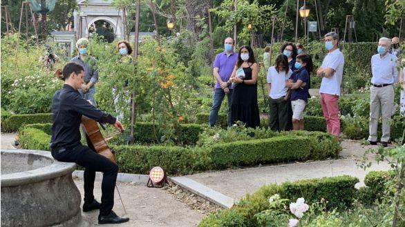 Vuelven los paseos musicales al Real Jardín Botánico