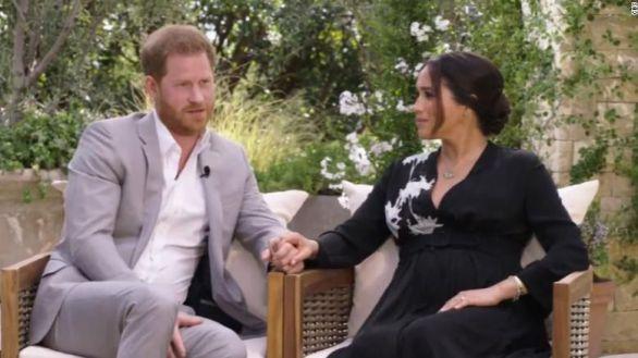 El proyecto televisivo de Oprah Winfrey y el príncipe Enrique