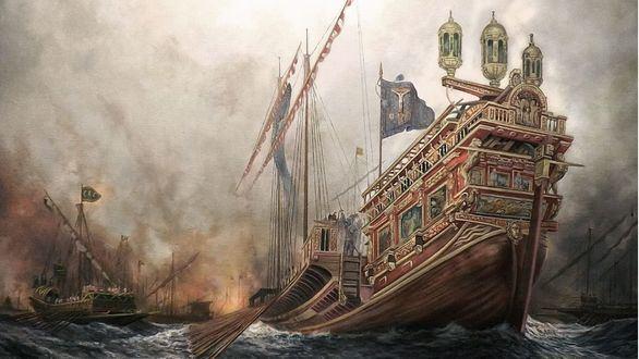 La batalla de Lepanto: un acontecimiento bélico decisivo que cumple 450 años