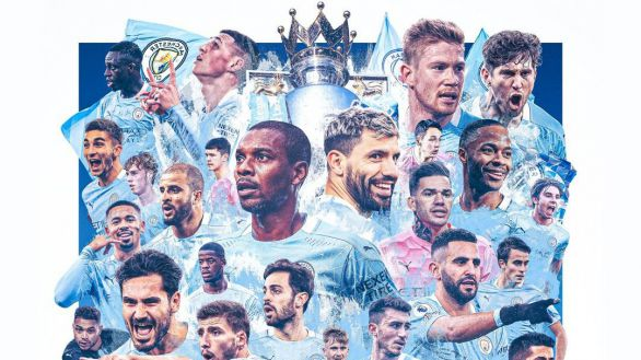 Ligas europeas. El Manchester United regala la Premier al City de los récords