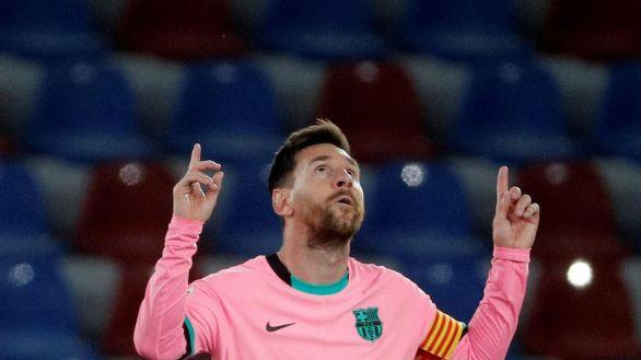 Nueva debacle del Barcelona de Koeman, esta vez en casa del Levante   3-3