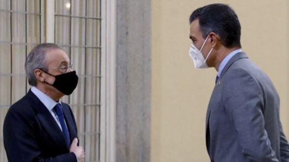 'A Florentino Pérez no se le ganan nunca los pulsos, parece mentira que no le conozcáis'