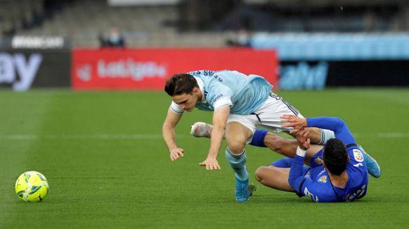 El Celta confirma la agonía del Getafe | 1-0