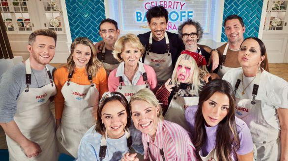 Chenoa, Velencoso, Aguirre... Estos son los concursantes de Celebrity Bake Off