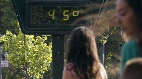 La intensidad de las olas de calor aumentará más de un 100% hasta 2050