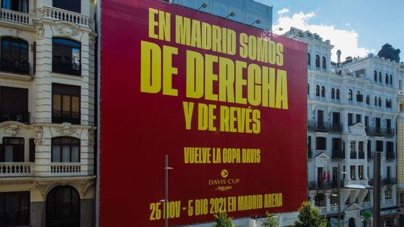 Polémica por el cartel de Piqué para la Davis :