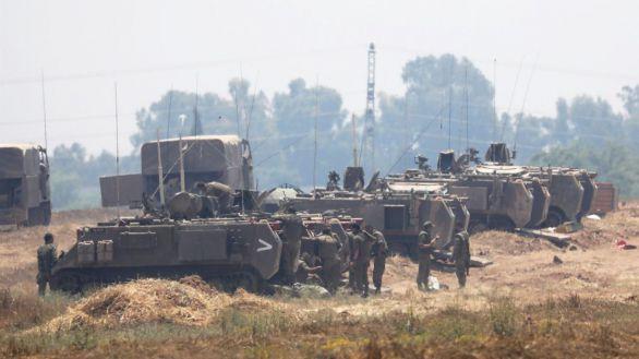 Israel rechaza un alto el fuego y se prepara para una