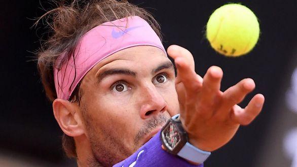 Masters Roma. Nadal se venga de Zverev y se planta en semifinales