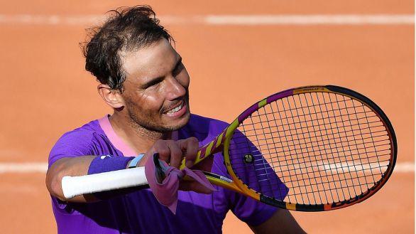 Masters de Roma. Nadal se impone a Opelka y buscará su décima corona italiana