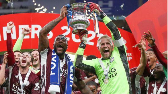 Un golazo de Tielemans en la FA Cup devuelve al Leicester a la gloria