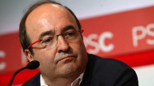 Iceta alardea de que las políticas de Sánchez han roto el separatismo catalán