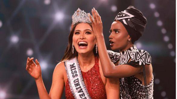 La mexicana Andrea Meza, elegida Miss Universo