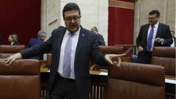 El exlíder de Vox en Andalucía declara ante el juez por supuesto fraude