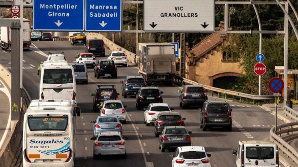 Interior contabiliza 3,6 millones de viajes durante el fin de semana