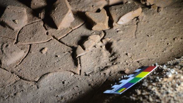 Hallan huellas de niños del Paleolítico en excepcional estado de conservación