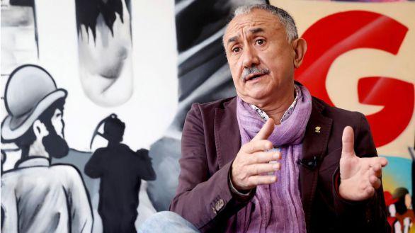 UGT reelegirá a Pepe Álvarez en su 43 Congreso