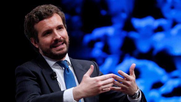 Casado advierte de que la crisis en Ceuta es