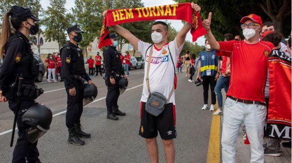 Travesía exprés del Mallorca en Segunda: regresa a Primera diez meses después