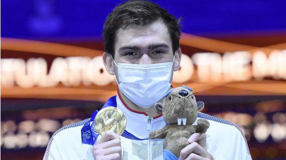 Bronce para González en otra jornada de gloria para Kolesnikov