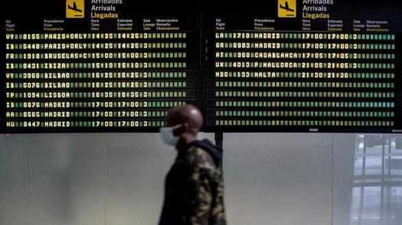 La UE abre sus fronteras a los viajeros completamente vacunados