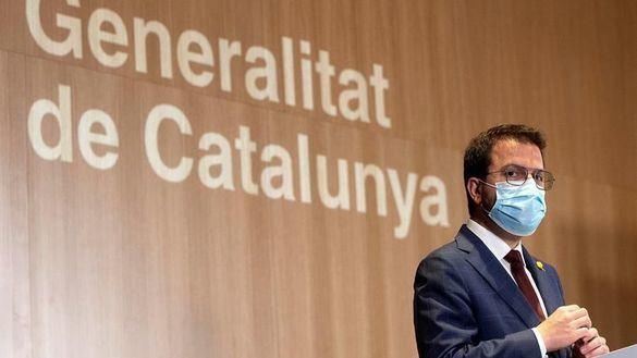 Borràs convoca el pleno de investidura de Pere Aragonès para el jueves y el viernes