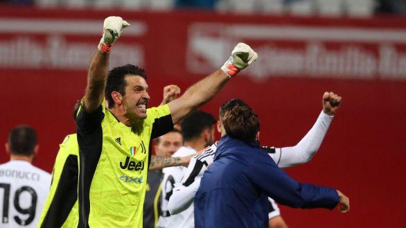 La Juventus despide a Buffon conquistando la Copa ante el Atalanta |2-1