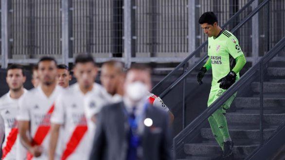 Copa Libertadores. River y Enzo Pérez sonrojan al escándalo de Conmebol