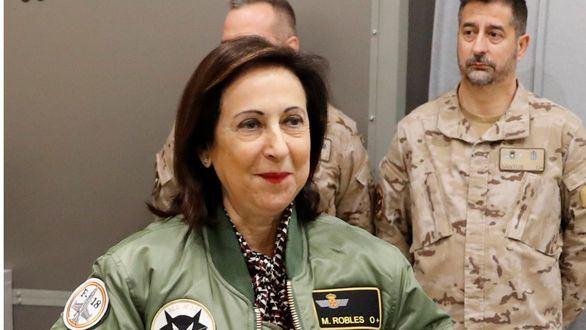 El dardo de Robles a la diputada de la CUP que criticó a los militares en Ceuta: