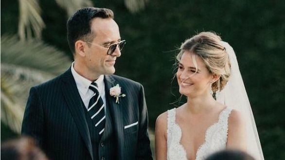 Risto Mejide felicita a Laura Escanes por su cuarto aniversario de boda