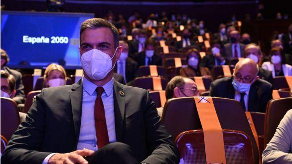 Sánchez se pavonea de tener un plan para España hasta 2050