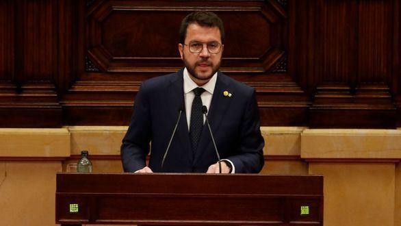 Aragonès plantea como reto de su mandato