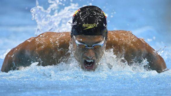 Europeos 2021. Histórico Hugo González con un oro y una plata en una hora