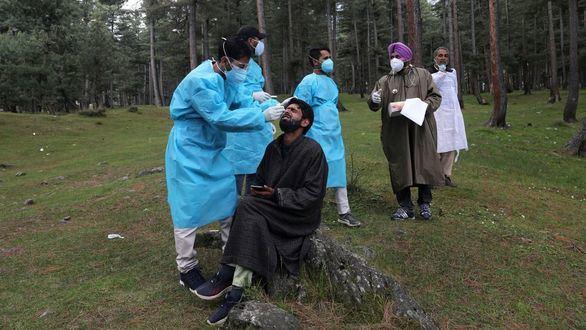 La India supera los 400.000 fallecidos por coronavirus