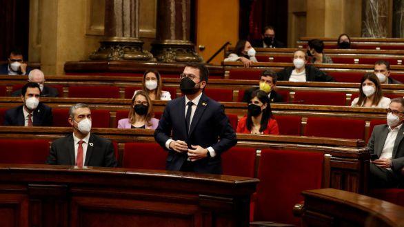 Aragonés, investido presidente de Cataluña