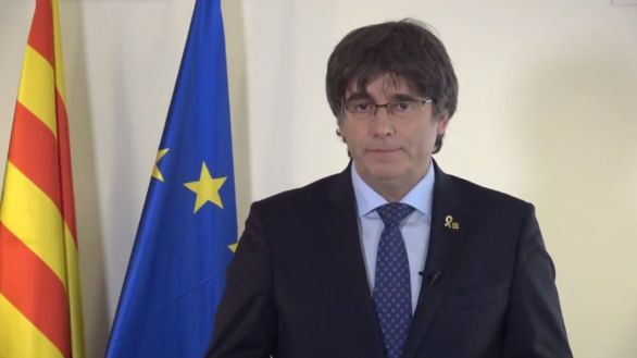 Puigdemont muestra su despecho con ERC en una carta: